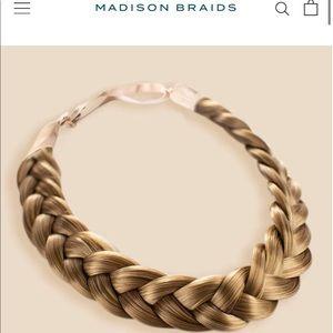 Madison Braids Hair Band